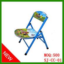 cute cheap metal children furniture folding wooden children desk and Chair