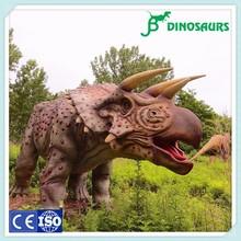 Life-size Robotic Dinosaur Playground Equipment