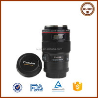 Camera Zoom-able Stainless Steel Lens Coffee Mug Cup For caniam EF 24-70mm Lens