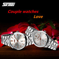 High quality valentine's couple watch manufacturer lover watches made in china men