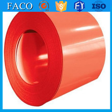 ppgi coil ! color coated steel 25micron polyester paint ppgi for great wall coil
