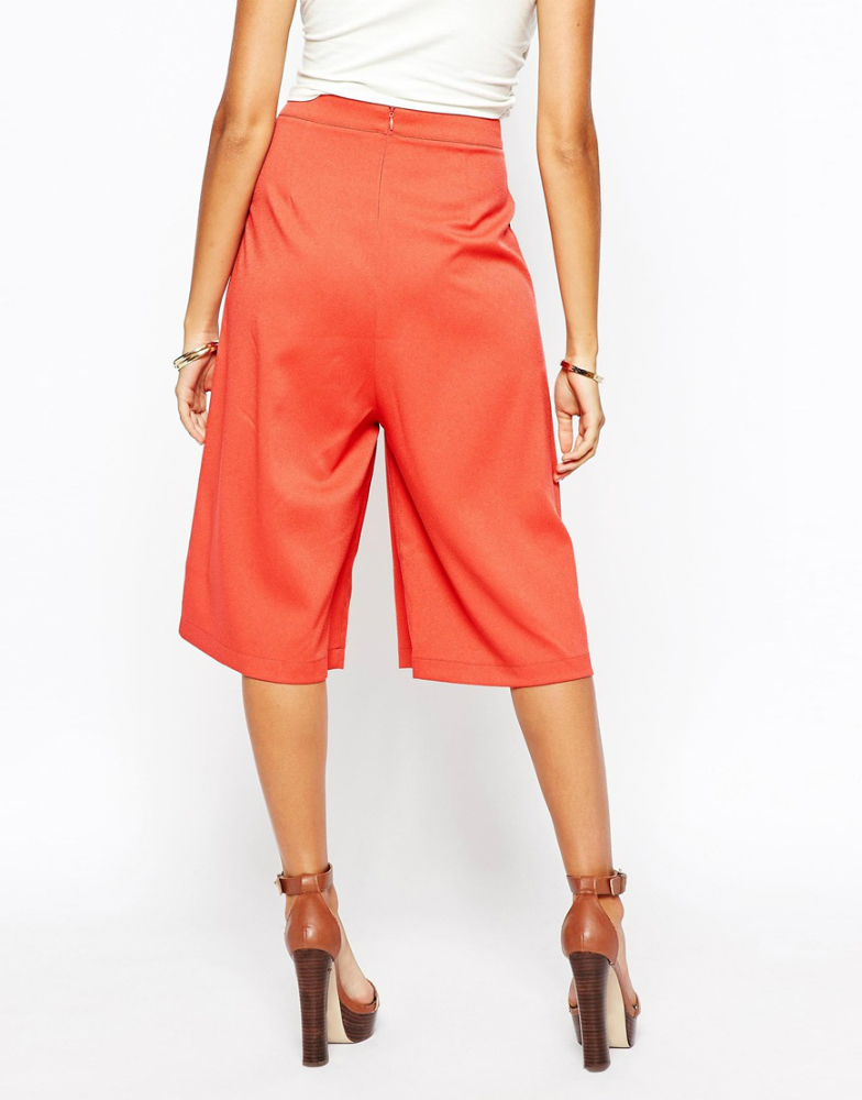 Amazing  Pleated Pants OL Cropped Trousers Gauchoin Pants Amp Capris From Women