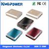 Dual Portable Power Bank with 18650 Li-ion Battery with USB Cable power bank