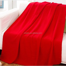 traveling use on car bus train or airline fire resistant blanket