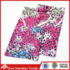 Microfiber and Flocking Material Mobile Phone Bags