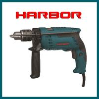 HB-ID001 yongkang harbor 2016 blue drill bits powerful concrete wall rock impact drill z1j power tools
