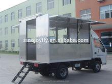 retail doner knbob kiosk for sale square mobile food cart food trailer food van