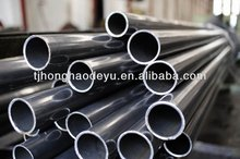 Prime Steel Pipes (ERW)-ASTM A53 Grade B- Coated (Lacquer or black water base)Plain end