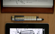 Stylus sliver gold nickel colours NEW Modular Magnetic Polar Pen Made From Neodymium Magnets