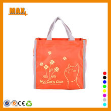 Max+ 420D PVC Wine Cooler Bag Insulated Lunch Bag Picnic Bag