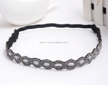 Lace Material and Women Type headband