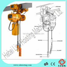 Electric Power Source and New Condition Electric Chain Hoist