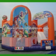2015 Customized High Quality arabic numbers naughty castle amusement park equip H3-1852