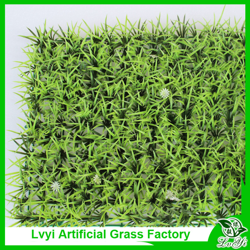 Decorative Artificial Plants Wall Decoration Artificial Grass With
