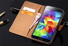Genuine Leather phone case for Samsung S6,For Samsung Galaxy S6 Case