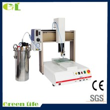 automatic liquid glue dispenser robot/ frame glue dispenser for mobile phone , LCD , Ipad