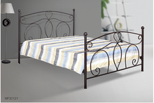 Modern Home furniture iron double bed design