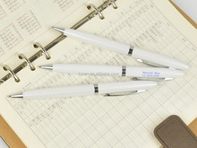 wholesale metal ball pen for office stationery and hotel use with a very good price TC-1008b