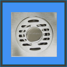 High quality metal casting floor drain with excellent price