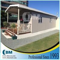 pre made turnkey prefab house