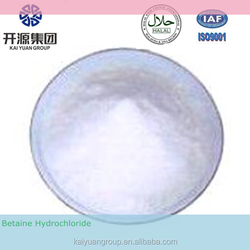 Betaine Hydrochloride high quality (Feed additive)98%/cas:107-43-7