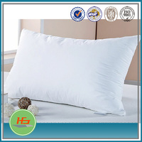 Classic Series Bed Pillow White Microfiber Pillow - KING