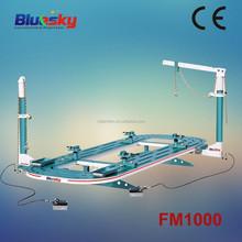 FM1000 CE approved frame machine/used auto repair equipment/automobile garage equipment