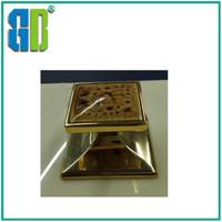 Cheap price Hand printed Ceramic door knobs/fancy Ceramic door handle