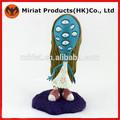 caliente de la película de personajes mini alien curiosas de la figura de juguete