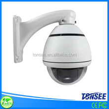 800tvl cmos cctv camera analog Indoor/outdoor High Speed Dome Camera 360 degree plate recognition system
