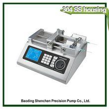 Adjustable designer hot-sale high quality syringe pump for animal use