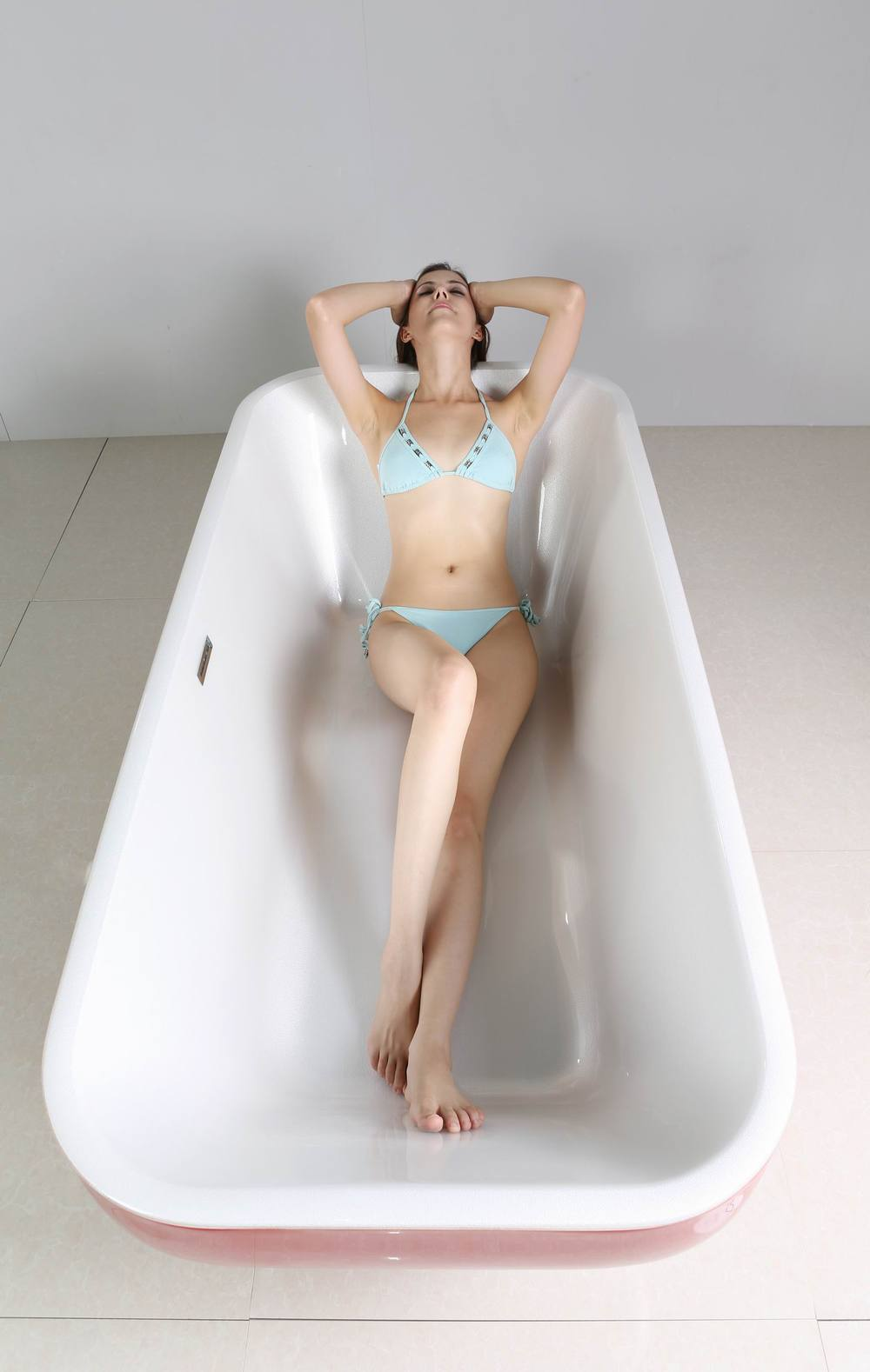 Hot Sale Indoor Acrylic Free Standing Extra Deep Bathtub Buy Extra Deep Bat