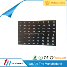 China Wholesale top quality adhesive magnetic sheet a4