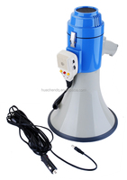 high power handheld amplifier with record/transistor recordable megaphone