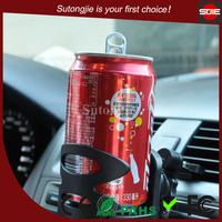 2015 HOT Sale Gadget Drink Holder for Car,Air Vent Phone Mount,Car Holder for Coffee/Cup/Cup