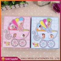 lovely cartoon photo album, plastic 4x6 photo albums, wedding photo album Baby Plastic Lovely Cartoon Photo Album 6250