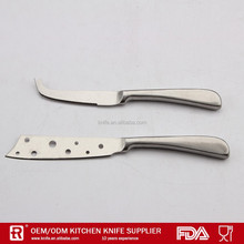 special whole stainless steel handle cheese knife