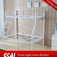 Heavy duty triple bunk beds low cost selling good metal beds triple bunk bed