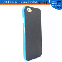 Hard PC back cover for iPhone 6 armor case, for iPhone 6 pc+tpu case back cover with good protect