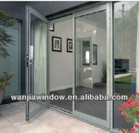 19mm glass used commercial glass entry doors