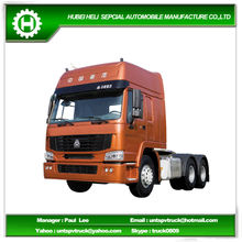 large horsepower 375hp HOWO TRACTOR TRUCK