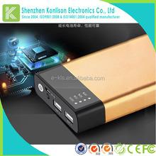 10400mah smart mobile power bank+manual