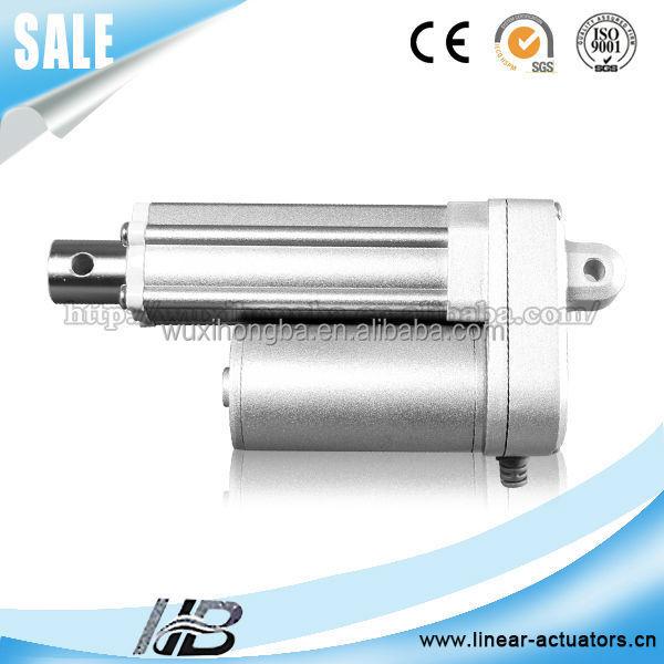 12v 24v Mini Dc Piston Motor Linear Actuator 12v 24v
