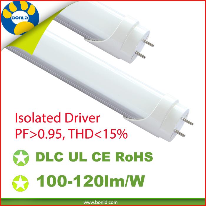Best price 12 volt led tube light for magnetic ballast - Fluorescente led precio ...