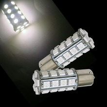1156 1157 Ba15s 5050 30SMD Brake Tail Rear Signal Light For Auto Car Motorcycle Lamp Warm WHITE Bulbs 3800K