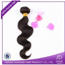 Top quality factory price 100% 6A remy Brazilian hair extension