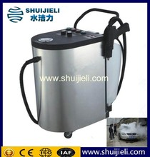 SJL-MD8000 6KW 6.5bar high temperature electric mobile steam car wash machine car exterior washing