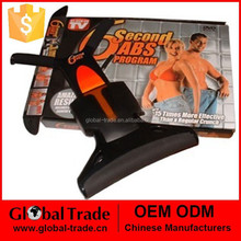 6 SECOND ABS ABDOMINAL TRAINER EXERCISER STOMACH CRUNCH TONING WITH FREE DVD H0087