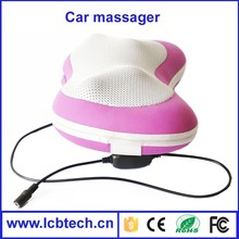 New design fashion low price electric neck massager pillow from china manufacturer