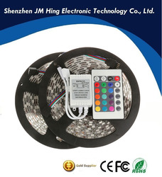 12v 5m continuous RGB led strip 5050 for chirstmas decoration